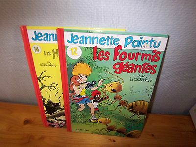 Jeannette Pointu Lot De 2 Bd