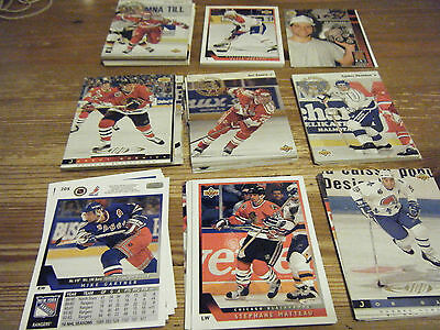 88   Upper Deck  1993 - 1994    American Ice Hockey Cards  Mint  All  Listed