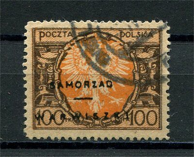 Lithuania, Polish occupation, Yvert 2, FAKE OVERPRINT