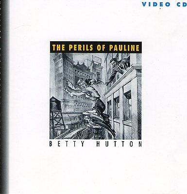 The Perils Of Pauline Betty Hutton Philips Vcd In Superb Condition 2 Vcd Silver