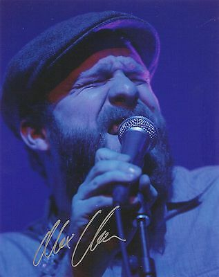Alex Clare Signed 8X10 Photo Proof Coa Autographed Too Close 2