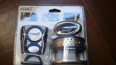 Type S CP50196-60/6  Phone, Sunglasses and Drink Holder Multi Pack Blue.