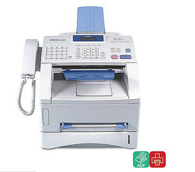 Brother IntelliFAX 4750e Laser Fax NEW