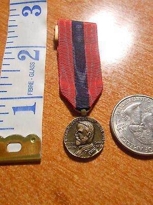 1898 West Indies Campaign Medal - Sampson Medal Mini Medal Vintage Repro