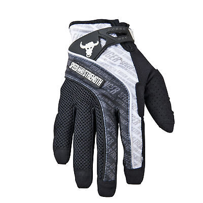 Speed And Strength Lunatic Fringe Mesh Textile Gloves