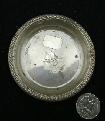 Antique Silver Southern Power Company