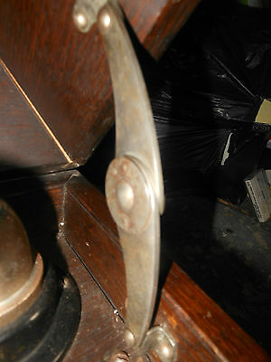 HMV Gramophone Lid Stay In Very Good Condition