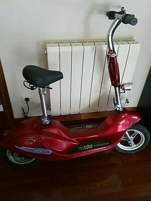 BTV e-scooter electrico