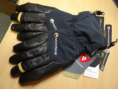 Montane Icemelt Thermo Gloves (not Rab), winter mountaineering gloves, Medium