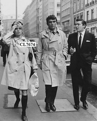 Brigitte Bardot Out Shopping During a Visit to London Photo