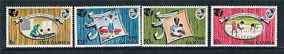 Gambia 1975 Int.Womens Year SG 342/4 MNH