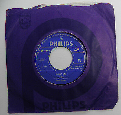 "Rajah-Deadeye-UK Philips 7""-Richard Hewson Library Funk Psych Breaks-1973-HEAR"