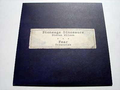 "Steven Wilson - Stoneage Dinosaurs 7"" Porcupine Tree"