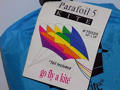 Go Fly a Kite Parafoil 5 Kite #15020-Brand New in Package