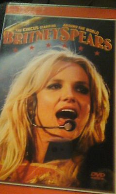 Britney Spears The Circus Starring - Around the world - mix tours Show