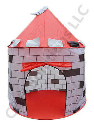 Kids Tent,Knight Castle Tent w/ a Carrying Case By C&H®