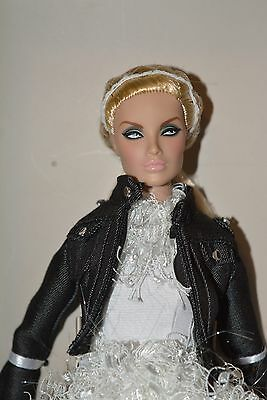 Fashion Royalty doll NuFace 2.0 NRFB Fashion force Imogen Supermodel exclusive**