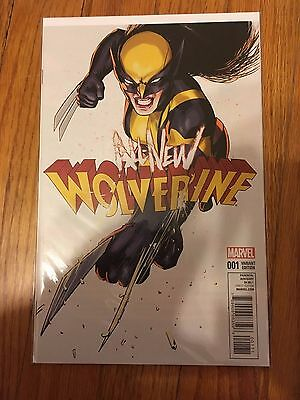 ALL NEW WOLVERINE #1 1:25 VARIANT LOPEZ cover X-23 NM Plus More Great Lot