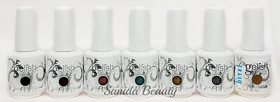 Harmony Gelish BEAUTY AND THE BEAST Spring '17 Collection - Pick Any Shade .5oz