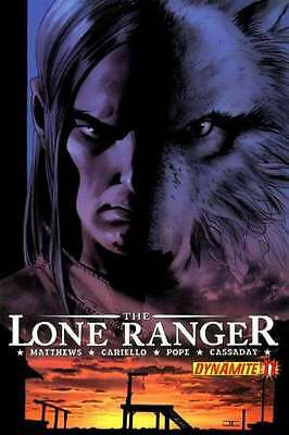 Lone Ranger (2006 series) #11 in Very Fine + condition. FREE bag/board
