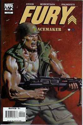 Fury: Peacemaker #2 in Near Mint condition. FREE bag/board