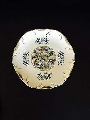 1974 Worlds Fair Exposition Collectors Plate