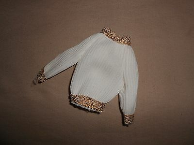 Vintage 1979 Superstar Barbie Sleek N Chic #2667 Blouse