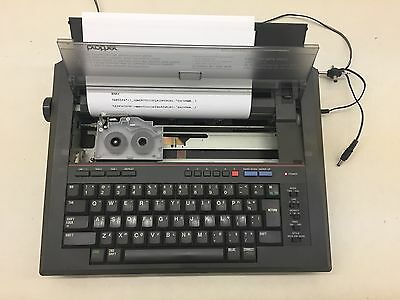 Brother Model Ep-5 Typewriter