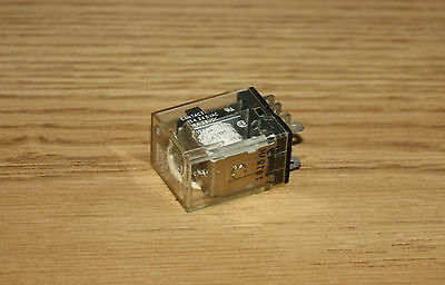 Omron SPDT Relay LY1-US-24VDC, 15A 24 VDC, 8 Pin