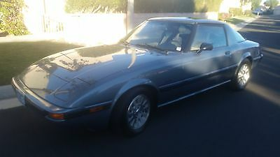 1984 Mazda RX-7 Dual Roofs Mazda RX-7 GSL SE - 1984 - One Owner, Clean, Low Miles, Always Garaged