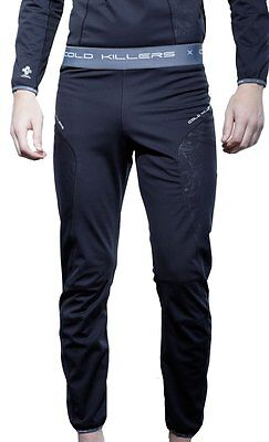 Knox Mens Cold Killers Core Sport Protection Pants 2014 Medium Black