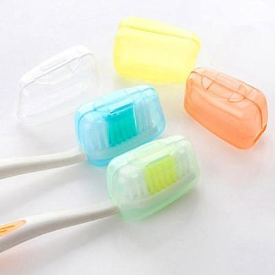 5Pcs Protector Toothbrush Camping Case Cleaner Cap Toothbrush Head Cover