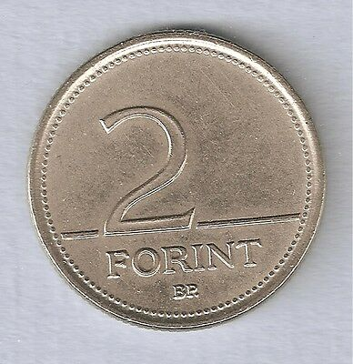 Hungary 2 forint coin 1992
