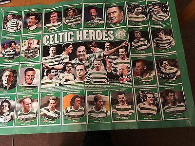 Celtic Heroes Poster  Evening Times