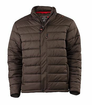 Greys NEW Fishing Grey Strata Quilted Thermatex Jacket *All Sizes*