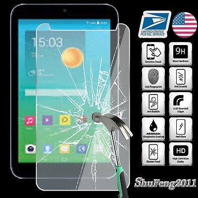 Tempered Glass Screen Protector For Alcatel OneTouch Pixi 7 Tablet