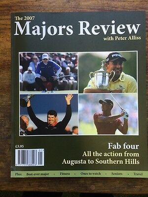 The 2007 Majors Review With Peter Alliss