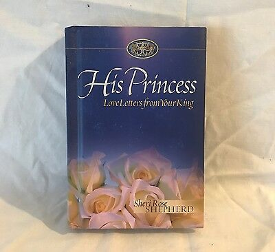 His Princess, Letters From Your King - Hardcover - Spiritual Book