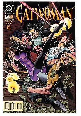 Catwoman (2nd Series) #24 - DC - 1995 - VFN-