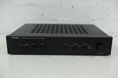 ROTEL RA-840BX4 Stereo Amplifier - High Quality - 50 Watts