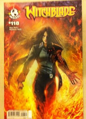 Witchblade #118 Top Cow First Print 2008 Marz, Sejic