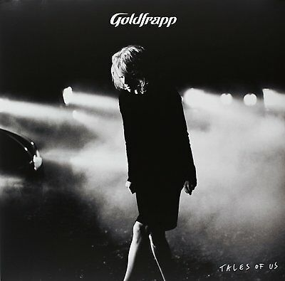 Goldfrapp Tales Of Us Lp Vinyl 33Rpm And Cd Electronic Dance 2013 New