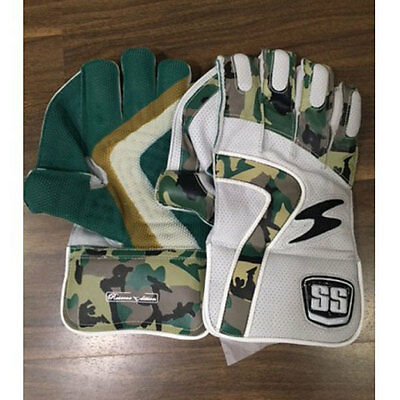 Ss Cricket Wicket Keeping Gloves Reserve Edition