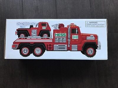 Hess Truck 2015 Mint In Box