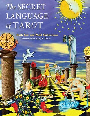 The Secret Language of Tarot by Ruth Ann 9781578634163 (Paperback, 2008)
