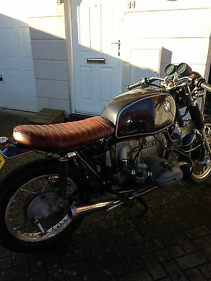 BMW R80/7  1978 Cafe Racer