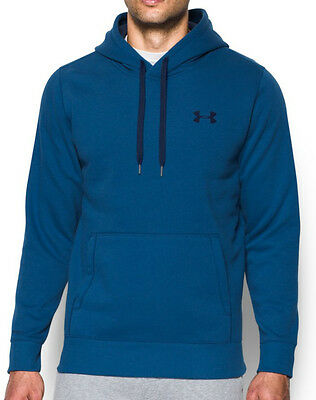 Under Armour Storm Rival Mens Hoody - Blue