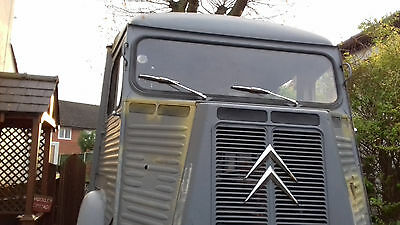 Citreon H Van for Renovation Relisted due to idiot timewaster