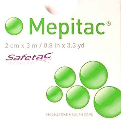 Mepitac Soft Silicone Tape 2cm x 3m