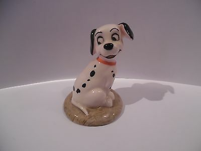 ROYAL DOULTON 101 DALMATIONS 'LUCKY BL EAR' great condition